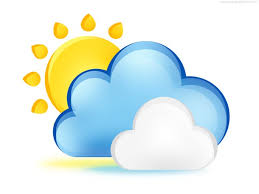 Cielo parcialmente nublado y aislados chubascos hoy en Camagüey