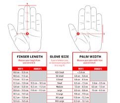 Mechanix Wear Glove Size Chart Size Guide Mechanix Wear Uk Old Hall Performance