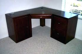 small glass computer desk flash furniture with keyboard tray corner desks remarkable catchy mainstays and shelves