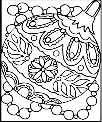 christmas coloring pages and clip art
