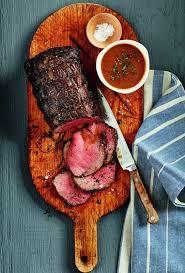 <b>Classic Roast</b> Beef with Gravy - Canadian Beef