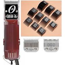 Oster Classic 76 Blade Size Chart Oster Classic 76 2 Blades 10 Pcs Comb Set