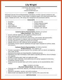 Customer Service Rep Job Description For Resume Folo Us