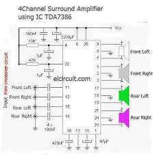 best 25 surround sound amplifier ideas only on pinterest home Home Cinema Wiring Diagram find this pin and more on home audio by elcircuit Basic Residential Electrical Wiring Diagram