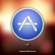 Apps Symbol App Store Icon Vector Free Download
