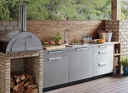 outdoor kitchens images. Modren Kitchens Outdoor Kitchen Cabinets For Kitchens Images The Home Depot