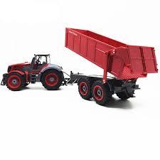 farmer tractor car 1 28 2 7mhz radio remot control construction rc car dump truck for kids birthday gift toys radio control cars new remote control