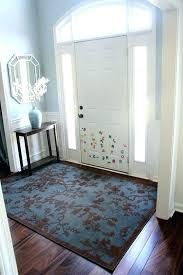 entry door rugs foyer rugs images round entryway rugs trend area accent on entry door rugs