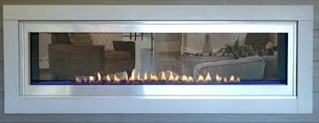 heat and linear fireplace white 60 inch gas count1 empire boulevard inch vent free contemporary linear gas fireplace