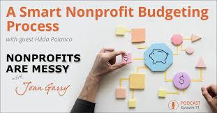 Nonprofit Budgeting A Smart Nonprofit Budgeting Process Podcast