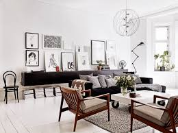 mid century industrial furniture. I Love The Touches Of Mid Century Furniture And Industrial Style Lamps. What A Stunning Home! E