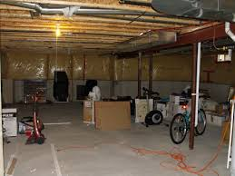 AM Dolce Vita Basement Before And After - Ununfinished basement before and after