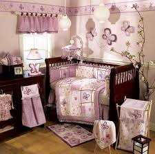fabulous design for girl nursery room decoration excellent purple girl nursery room design ideas with
