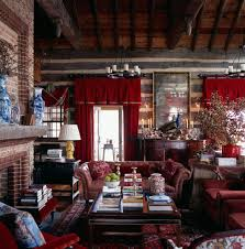 Vaulted Living Room Decorating Den Decorating Living Room Rustic With Vaulted Ceiling Wooden