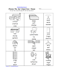 Types Of Houses Around The World Worksheets