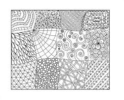 Zentangle Patterns Pdf Interesting Decorating Design