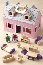 melissa doug wooden wooden fold go mini dollhouse melissa and doug wooden toys safe