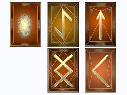 руны их значение и применение как выглядят магические символы и