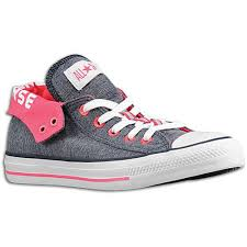 converse shoes high tops for girls. converse shoes for girls-gray outside/pink inside with printed on the part high tops girls g