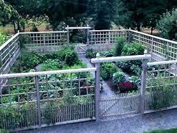deer proof garden fence. Deer Proof Garden Fence Resistant Designs Full Image For Vegetable . O