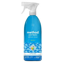bathroom cleaning materials. method cleaning products antibacterial bathroom materials