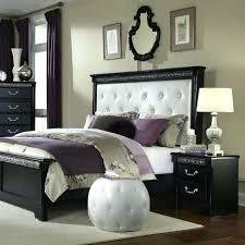 standard furniture bedroom set standard furniture black 2 piece panel bedroom set w upholstered headboard in standard furniture bedroom set