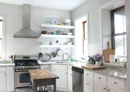 floating kitchen shelves ikea ideas brackets how to install over a tile magnificent