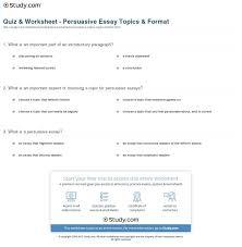 School Argumentative Essay Topics Persuasive On Childhood Higher ...