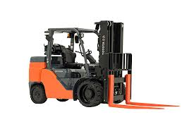 stand up forklift lift truck rider forklift toyota forklifts large ic cushion forklift