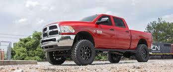 Lifted Suspension Trucks Enhance Performance and Handling   DuPage CDJR