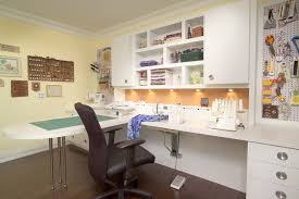 richmond hill project sewing room Eclectic Toronto by XTC