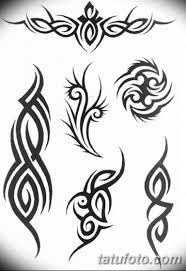 тату трайбл мужские эскизы 09032019 039 Tattoo Sketches