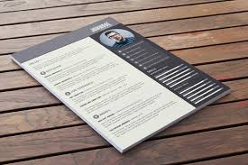 Free Download: Free Resume Template | Webdesigner Depot