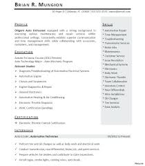Template Template Internship Resume Microsoft Word For Perfect