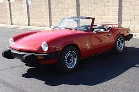 spitfire car. 1979 triumph spitfire for sale 100923109 car i