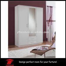 Small Picture Cheap Wood Bedroom Furniture Cabinet Design Mirror Door Wardrobe