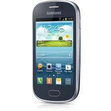 Samsung Galaxy Fame S6810 4 GB blau ...