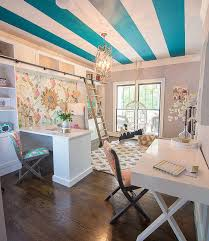 colorful home office. Beautiful Colorful Whimsical Home Office By Addison\u0027s Wonderland_