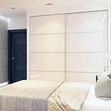contemporary closet door ideas for small space
