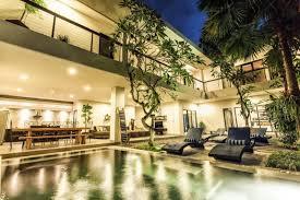5 Bedroom Villa Seminyak Style Design Cool Design Ideas