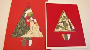 Iris Paper Folded Christmas Tree Handmade Card Favecrafts