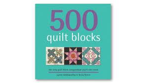 Top 10 quilting books - TextileArtist.org & 500 Quilt Blocks Adamdwight.com