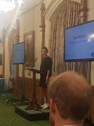 """Priscilla Baffour on Twitter: """"CEO @mahonalex kicks off Channel 4's  diversity lecture this evening at House of Commons… """""""