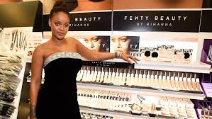 rihanna reacts to makeup brand that came after fenty beauty