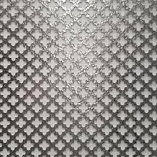 Decorative Metal Grates Shop Sheet Metal At Lowescom