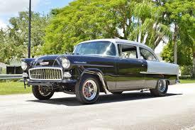 1955 Chevrolet Bel Air Gasser Hot Rod V8   Real Muscle   Exotic ...