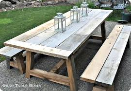 wood patio table plans creative of wood patio dining set outdoor remodel images reclaimed with regard