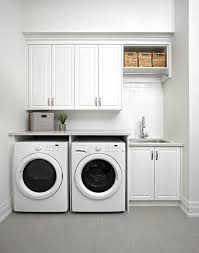 laundry room furniture. 20 Ultra Modern Laundry Rooms That Fit Into The Most Contemporary Regarding Room Cabinet Ideas Inspirations 2 Furniture