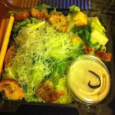 caesar salad back to round table pizza colma ca