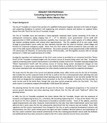 consultant proposal template consulting proposal template 17 free word pdf format download